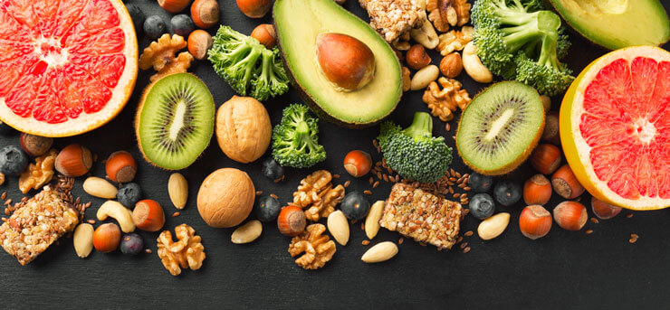 EAT HEALTHY FOOD FOR PCOS TREATMENT
