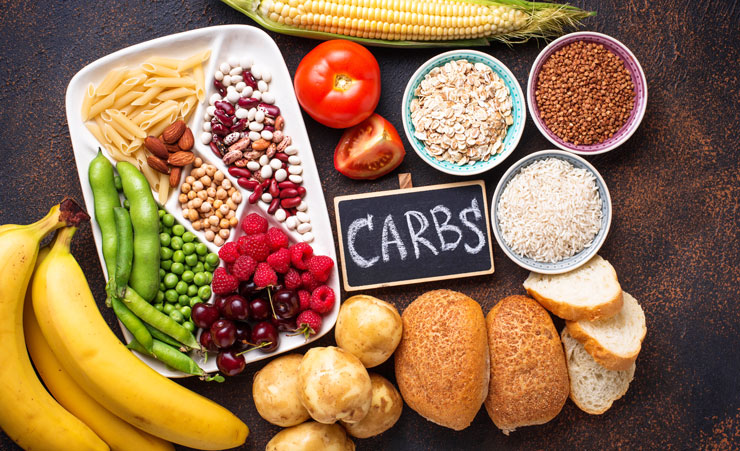 HAVE MORE CARBS TO TREAT PCOS