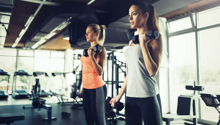 WORK OUT GREATLY HELPS IN PCOS TREATMENT